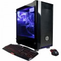 CyberPowerPC - Gamer Master Desktop - AMD Ryzen 3 - 8GB Memory - AMD Radeon RX 550 - 1TB Hard Drive - Black