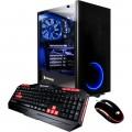 iBUYPOWER - Desktop - Intel Core i7-8700K - 32GB Memory - NVIDIA GeForce GTX 1080 Ti - 240GB Solid State Drive + 1TB Hard Drive - Black