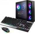 MSI - Aegis RS Gaming Desktop - Intel Core i7-11700F - 16GB Memory - NVIDIA Geforece RTX 3070 - 1TB SSD - Black - Black